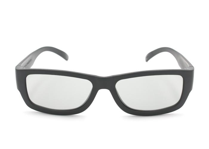 Gafas pasivas de cine polarizado 3D