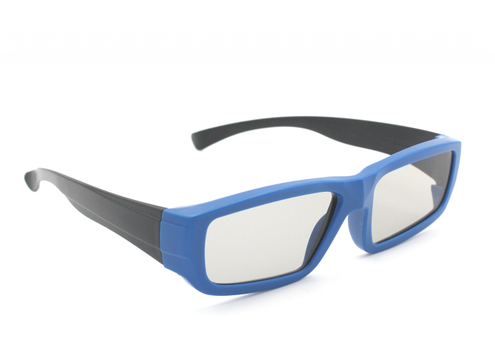 Polarisierte Cinema 3D-Brille